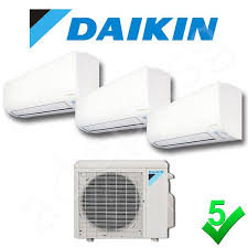 Daikin Air-conditioned